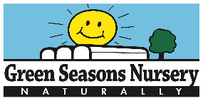 Green Seasons Nursery Oak Sponsor Native Plant Show